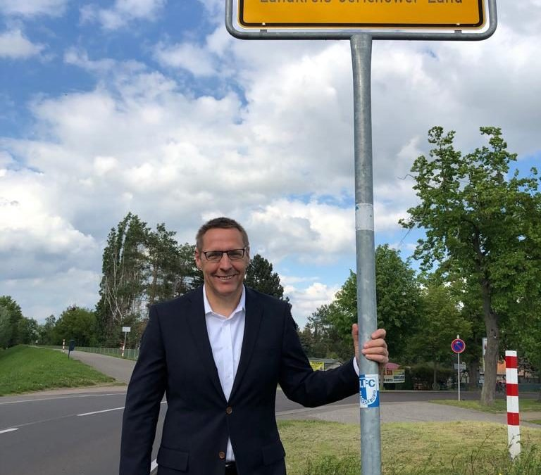 Kandidatenvorstellung Stefan Külkens